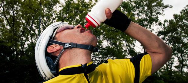 sportdrank wielrennen