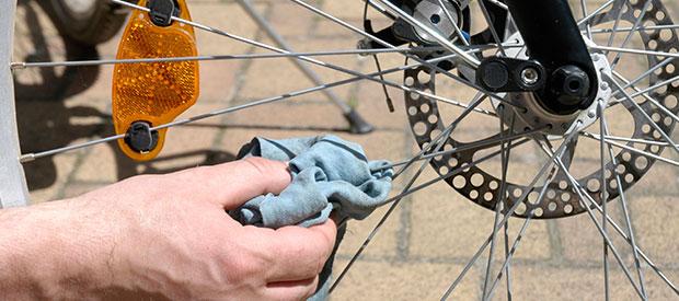 Tips-voor-beginnende-wielrenners.Fiets-onderhouden