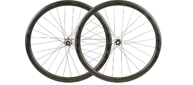 TRC disc wielen
