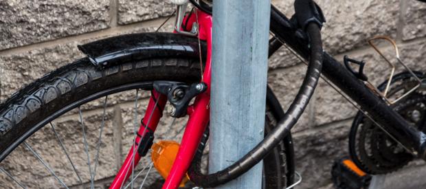 fiets beveiligen