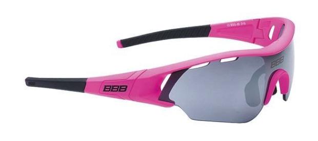 fietsbril roze