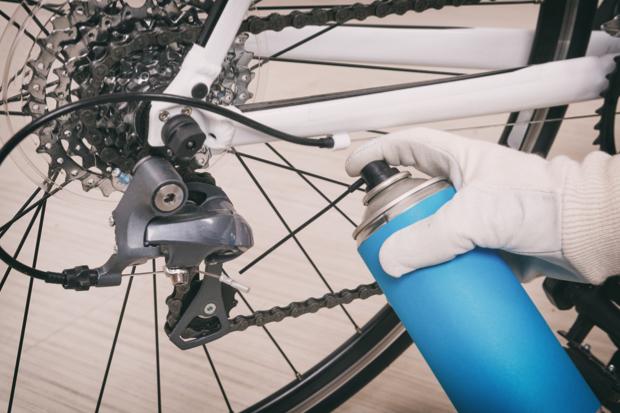 hoe fietsketting schoonmaken