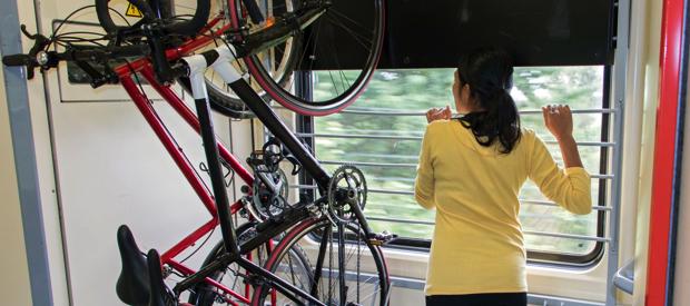Praktische Tips Voor Met De Fiets Op De Trein Van Eyck Sport