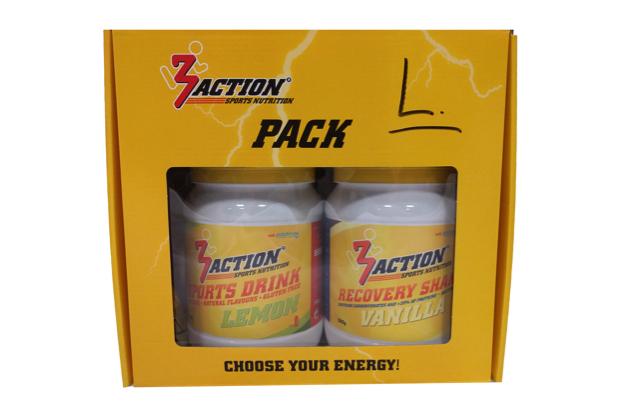 3action pakketten