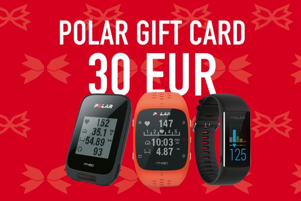 polar gift card