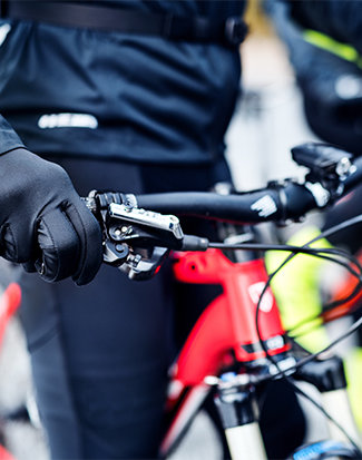 Warme, waterdichte fietshandschoenen: cruciaal voor een winterse fietstocht!