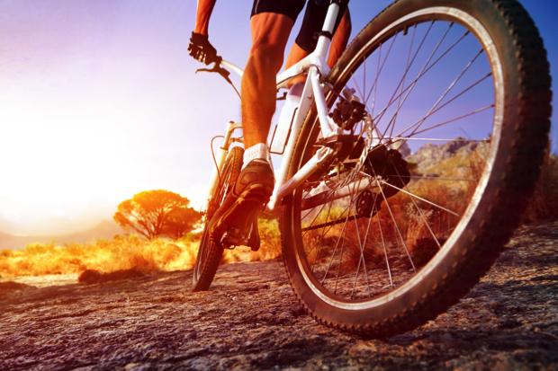 Goede doelen fietsen