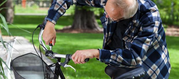 De juiste fietspositie