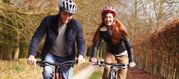 Valentijn fietsdate