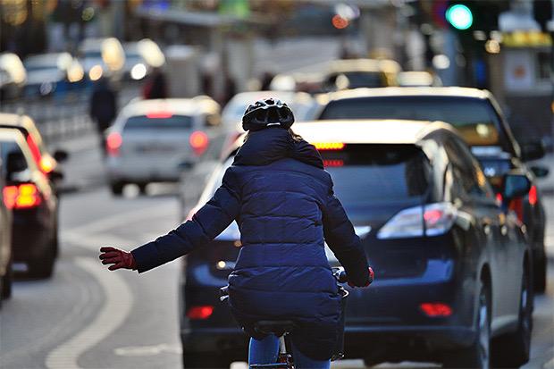 Verantwoord fietsen