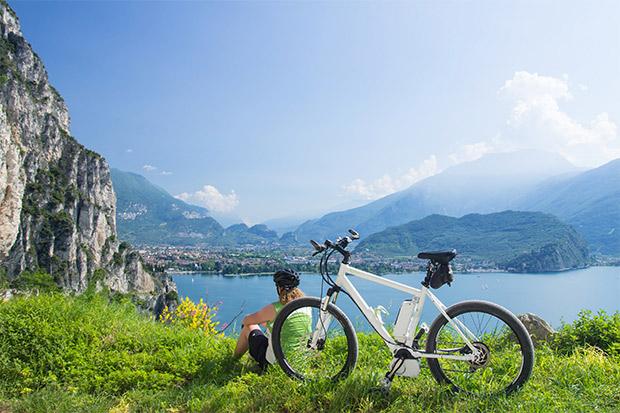 fietsen op vakantie
