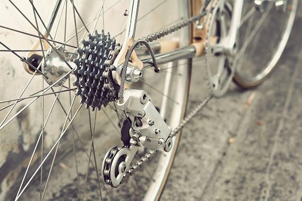 versnellingen gebruiken op fiets