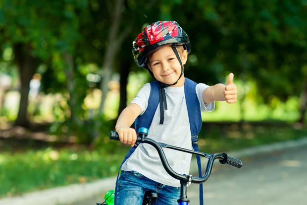 back to school fietsen