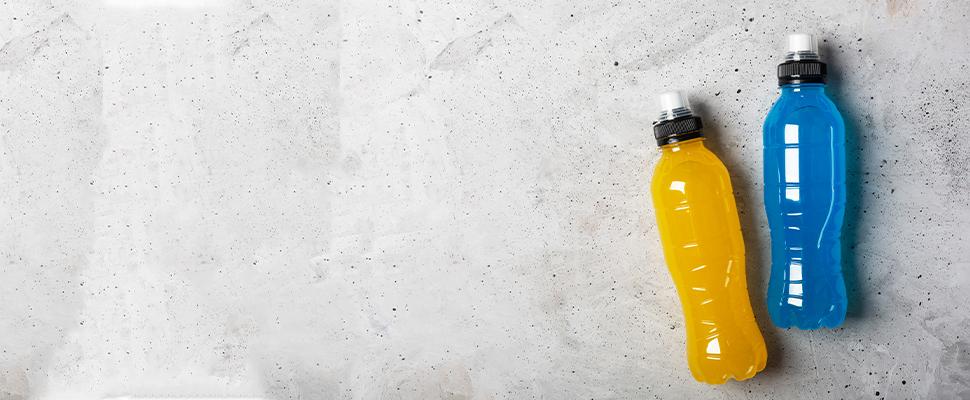Isotone sportdranken voor wielrenners