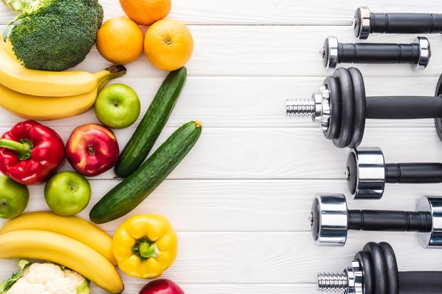 gezonde voeding voor wielrenners