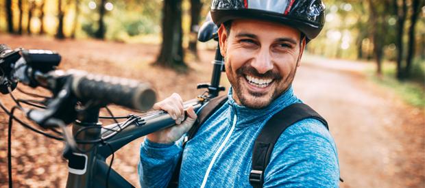 Afvallen & fietsen