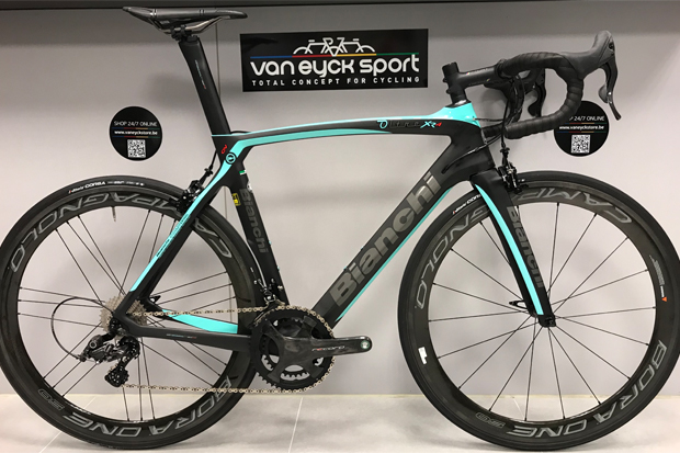 Koop Bianchi racefietsen modeljaar 2019