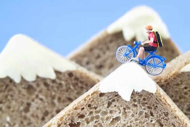 Simpel recept voor fietstraining