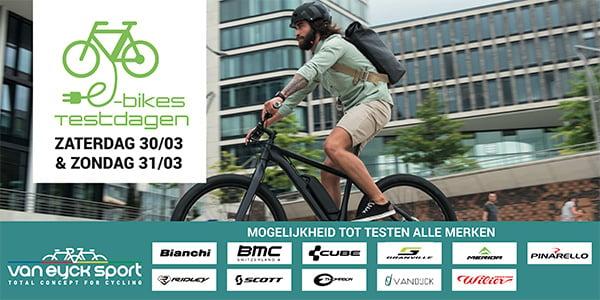 e-bike kopen van eyck sport