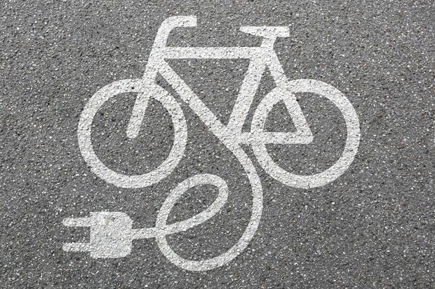 Van Eyck Sport op de e-Bike Test Event Antwerpen