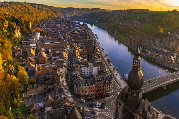 Ontdek het mooie Wallonië per fiets