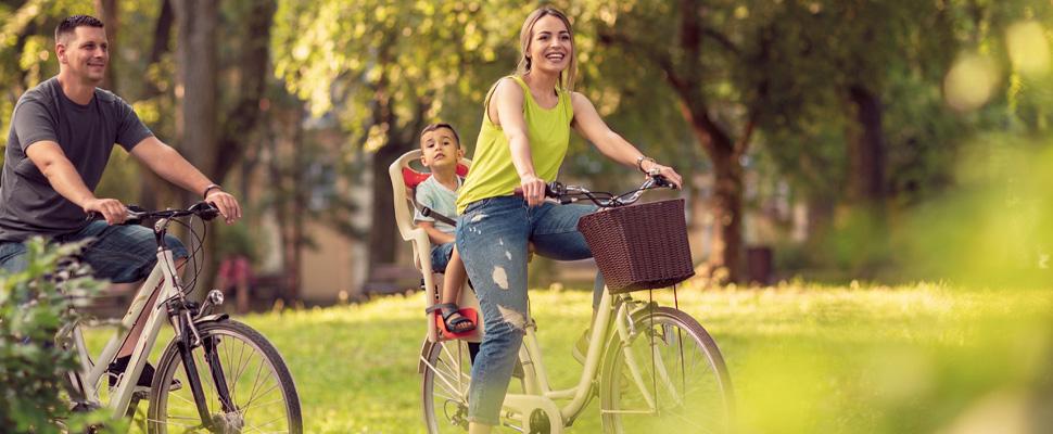 Ontdek 10 fietsvriendelijke steden