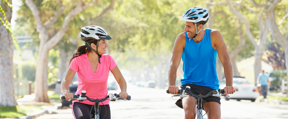 beschermen fietshelm