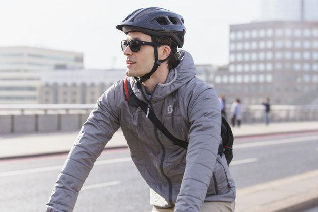 woon werk met de fiets