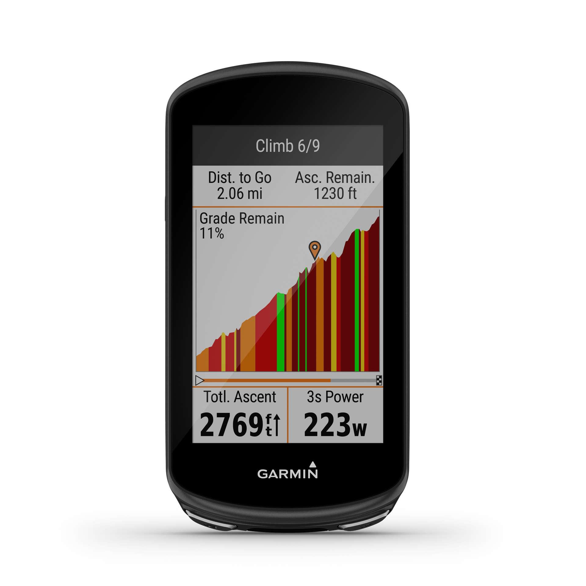 Garmin Edge 1030 Plus ClimbPro