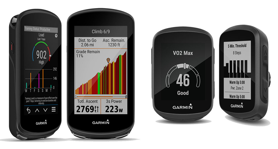 Garmin Edge 1030 Plus vs Edge 130 Plus